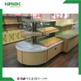 Полка индикации деревянного супермаркета MDF Vegetable