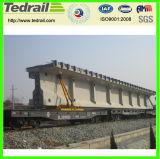 Vagone senza coperchio del carbone ferroviario