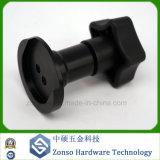 回るか、または製粉の予備品の精密CNCの機械化の部品