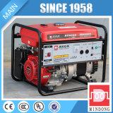 Conjunto de geração de gasolina monofásico de série IEC Standard Ec para venda