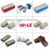 Molatura abrasiva di Fickert dell'obbligazione del metallo del diamante per di ceramica