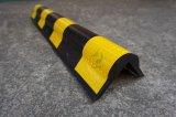 Proteção de parede High Strength Right / Round Angle Rubber Corner Guard