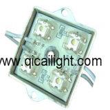 Módulo super do diodo emissor de luz do fluxo, 4LED, impermeável