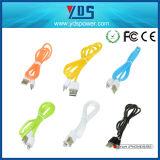 Cable del tipo del USB y de datos del USB del uso del teléfono móvil