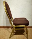 의자 숟가락 뒤 연회 의자를 식사하는 대중적인 저가 호텔