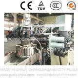 Sistema di riciclaggio automatico di pelletizzazione della plastica dello spreco pp del fornitore certo