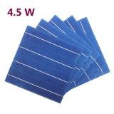 cellula solare al silicio policristallina fotovoltaica di 4.5W 156mm
