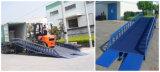 Prix usine de niveleur mobile de dock