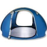 Strand-Fischen-Picknick-Partei-Ferien-Zelt der im Freien Leute-3-4 kampierendes