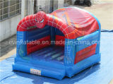 Bouncer gonfiabile poco costoso dello Spiderman, affitto gonfiabile del Bouncer del ponticello