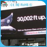 表示を広告する低価格P10 P6.67屋外LED