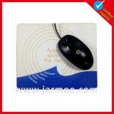 カスタムサイズの長方形の形のゴム製マウスパッド