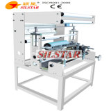 Eine Farben-Drucken-Maschine, Plastikdrucken-Maschine