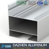 Profil en aluminium du Nigéria pour le produit de porte de guichet avec le certificat de Soncap