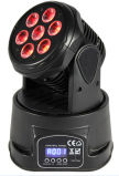 High Brightness Tianxin 10W Moving Head LED Éclairage de Noël