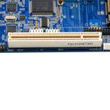 Scheda madre dell'azienda di trasformazione Net2550 1066MHz di potere basso 17W con la lan 4