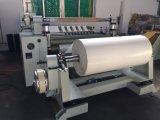 Macchina di carta della taglierina di Rewinder del documento della striscia stretta del rullo del tessuto della stagnola della pellicola