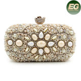 Novo Hot Sale Rhinestone Crystal Handbag Ladies Evening Clutch Purse Eb781