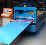 屋根ふきのRollformingのための機械を作る鋼鉄屋根ふきシート
