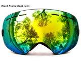 Lunettes extérieures de lunetterie de ski de neige de l'hiver ultra-léger