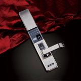 Blocage de porte biométrique d'empreinte digitale de Digitals de mot de passe extérieur sûr d'écran tactile