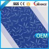 最もよい洗濯できる適性のEco PVCヨガのマット