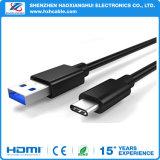 Heißer verkaufendaten-Synchronisierung aufladentyp-cc$c USB-Kabel