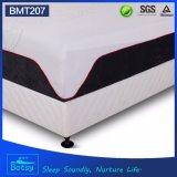 El OEM comprimió el colchón los 30cm del paquete del rodillo con la cubierta de tela del telar jacquar y la espuma dobles de la onda