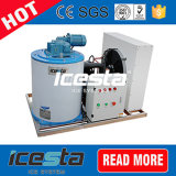 2 Tonnen-Flocken-Eis-Maschine mit Eis-Auffangfach