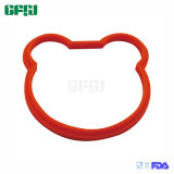Прессформа яичницы кольца плитаа силикона качества еды OEM/ODM Non-Stick