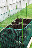 Гальванизированная и PVC Coated шестиугольная ячеистая сеть