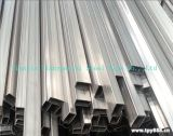 Cuadrado y rectangular soldada tubos de acero inoxidable