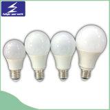 Lumière d'ampoule chaude de la vente 5W DEL avec l'ampoule d'Aluminum+PC DEL