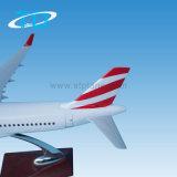 Модель плоскости украшения Aerovista A320