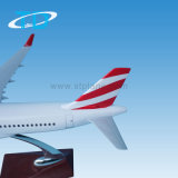 Aerovista A320の装飾の平面モデル