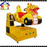 Máquina de jogo de miúdos de fibra de vidro Kiddie Ride Dragon Boat