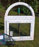 China-Hersteller des PVC/UPVC Bogen-Fensters (BHP-CWA15)