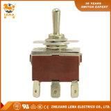 Interrupteur à bascule Lema Lt221FC Double Pole Quick Terminal