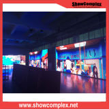 Pantalla de visualización a todo color de interior de LED de Showcomplex pH2.5