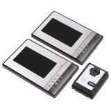 Франтовские 4 инструмента обеспеченностью дверного звонока телефона двери провода видео- с 1 камерой и 1 монитором