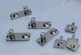 Parte di alluminio di rame della lamiera sottile di montaggio di metallo dello zinco di colore dell'acciaio inossidabile