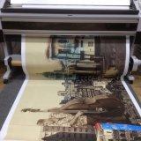 Het in het groot Af:drukken van de Douane van het Canvas van de Muur Hangende op Canvas