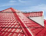 Dappertutto strato accolto favorevolmente della resina sintetica per le mattonelle di tetto della villa dell'asa