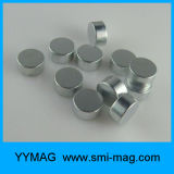 Super starke dünne Münzen-Form-harte Platten-Neodym-Magneten