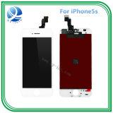 iPhone 5s LCD da visualização óptica de toque do LCD do telefone do móbil/pilha