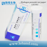 実験室の使用の過酸化水素の試験用紙(Lh1001)