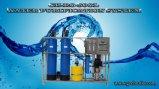 purificador automático industrial pequeno da filtragem da água do sistema do RO 0.5t/H