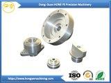 Part/CNCのアルミニウム部品を機械で造るか、または部品を製粉するCNCの機械化の部品か精密