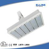 Iluminação ao ar livre 100W 150W da inundação do diodo emissor de luz de IP65 Lumileds