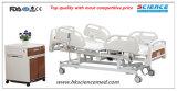 Cinco cama de hospital eléctrica de las funciones ICU con el certificado del Ce (SC-EB05)
